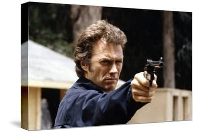 Magnum Force 1973 Directed by Ted Post Clint Eastwood--Stretched Canvas Print