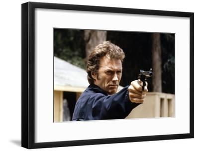Magnum Force 1973 Directed by Ted Post Clint Eastwood--Framed Photo