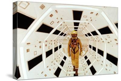 2001: A Space Odyssey Directed by Stanley Kubrick Avec Gary Lockwood--Stretched Canvas Print
