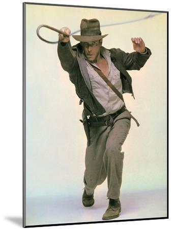 Raiders of the Lost Ark 1981 Directed by Steven Spielberg Harrison Ford--Mounted Photo