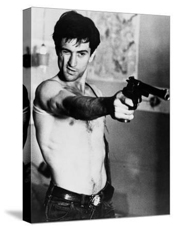 Taxi Driver, Robert De Niro, Directed by Martin Scorsese, 1976--Stretched Canvas Print