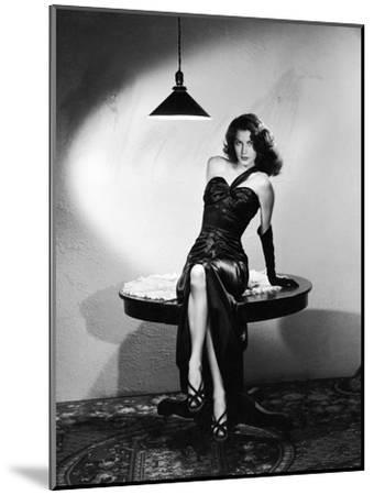 The Killers 1946 Directed by Robert Siodmak Ava Gardner--Mounted Photo