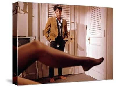 The Graduate, Dustin Hoffman, Directed by Mike Nichols, 1968--Stretched Canvas Print