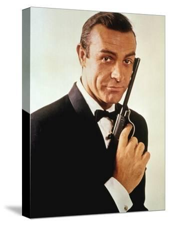 From Russia with Love 1963 Directed by Terence Young Sean Connery--Stretched Canvas Print