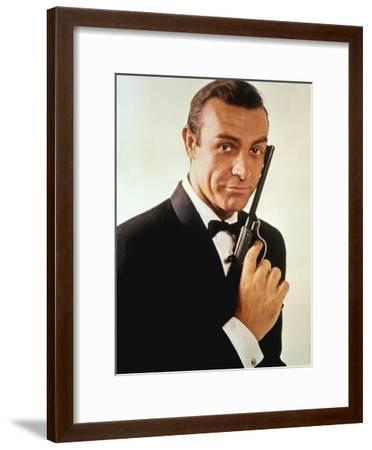 From Russia with Love 1963 Directed by Terence Young Sean Connery--Framed Photo