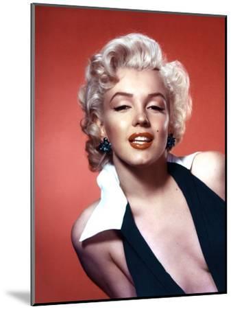 Marilyn Monroe 1952 L.A. California Usa--Mounted Photo