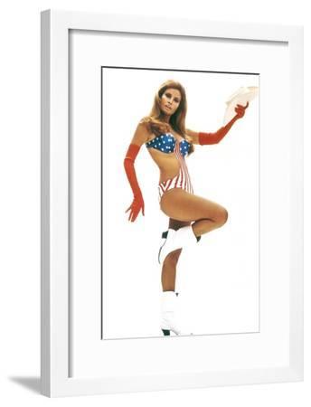 Myra Breckinridge, Raquel Welch, 1970--Framed Photo