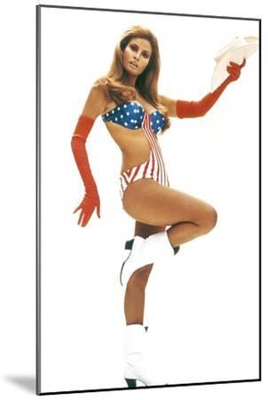 Myra Breckinridge, Raquel Welch, 1970--Mounted Photo