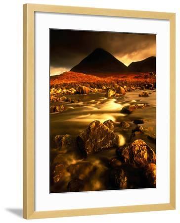 Isle of Skye Highlands Scotland--Framed Photographic Print