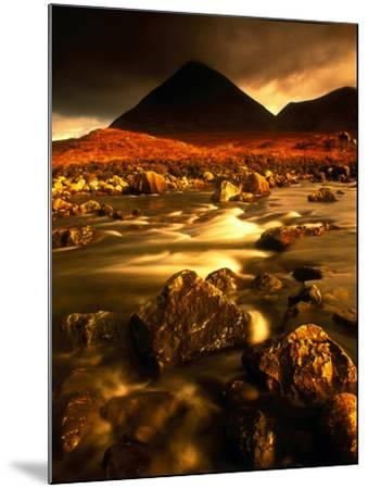 Isle of Skye Highlands Scotland--Mounted Photographic Print