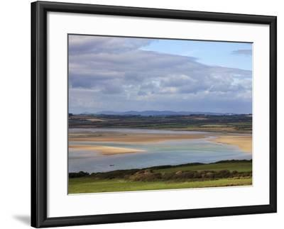 The Backstrand in Tramore Bay,Tramore,County Waterford, Ireland--Framed Photographic Print