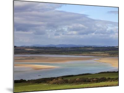 The Backstrand in Tramore Bay,Tramore,County Waterford, Ireland--Mounted Photographic Print