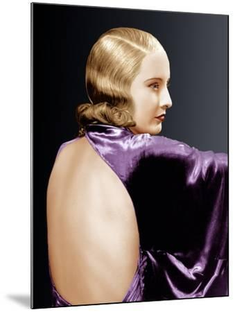 Baby Face, Barbara Stanwyck, 1933--Mounted Photo
