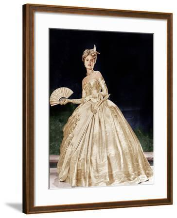 TO CATCH A THIEF, Grace Kelly, 1955--Framed Photo