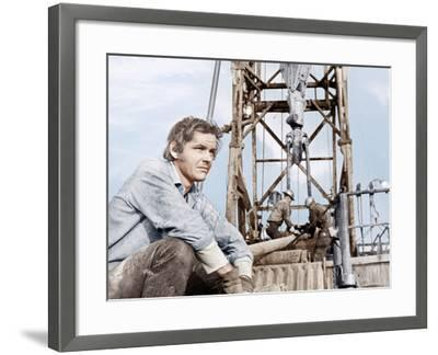 Five Easy Pieces, Jack Nicholson, 1970--Framed Photo