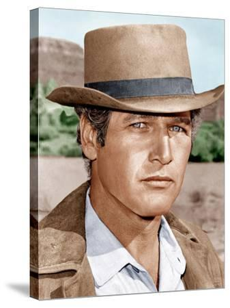 Butch Cassidy and the Sundance Kid, Paul Newman, 1969--Stretched Canvas Print
