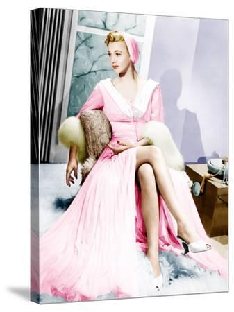 TURNABOUT, Carole Landis, 1940--Stretched Canvas Print