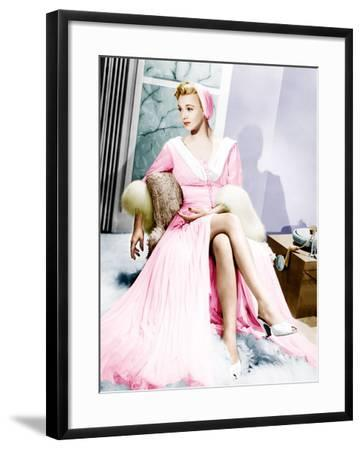 TURNABOUT, Carole Landis, 1940--Framed Photo