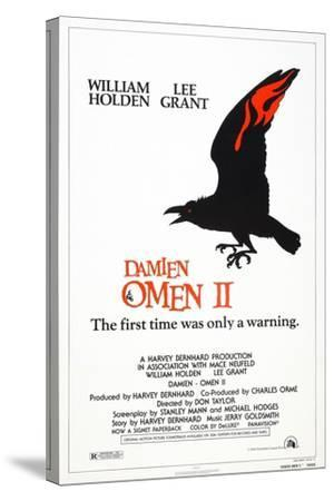 Damien: Omen II, US poster, 1978, TM & Copyright © 20th Century Fox/courtesy Everett Collection--Stretched Canvas Print
