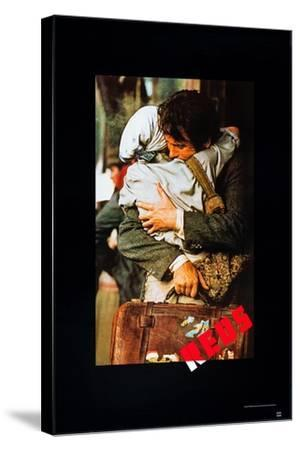 Reds, Diane Keaton, Warren Beatty, 1981, © Paramount Pictures/ Courtesy: Everett Collection--Stretched Canvas Print