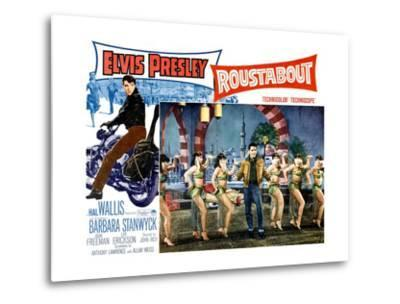Roustabout, Elvis Presley, 1964--Metal Print