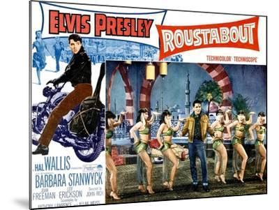 Roustabout, Elvis Presley, 1964--Mounted Art Print