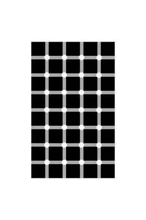 Scintillating Grid Illusion-Science Photo Library-Framed Giclee Print
