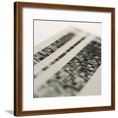 DNA Research-Tek Image-Framed Giclee Print
