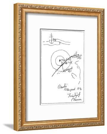 Nansen's Fram Expedition, 19th Century-Science Photo Library-Framed Giclee Print
