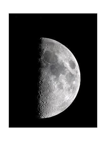 Waxing Half Moon-John Sanford-Framed Giclee Print