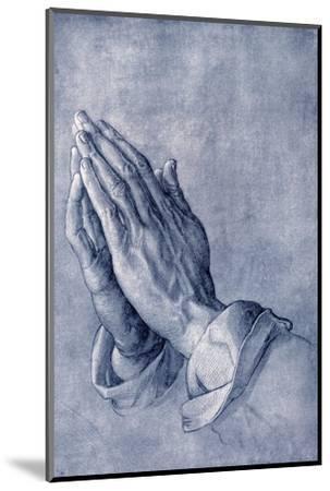 Praying Hands, Art by Durer-Sheila Terry-Mounted Giclee Print