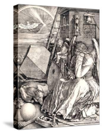 Alchemy-Sheila Terry-Stretched Canvas Print
