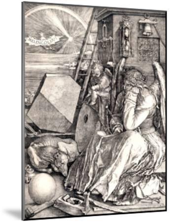 Alchemy-Sheila Terry-Mounted Giclee Print