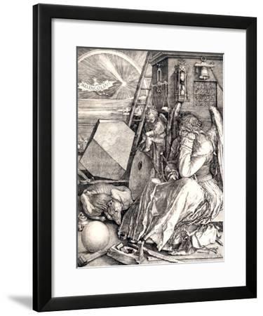 Alchemy-Sheila Terry-Framed Giclee Print