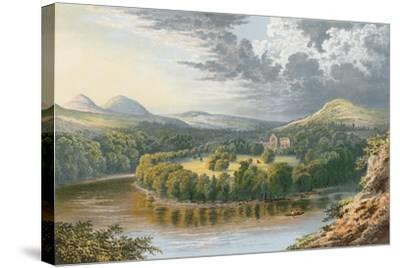 Dryburgh Abbey-Alexander Francis Lydon-Stretched Canvas Print