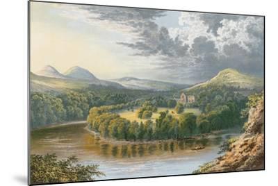 Dryburgh Abbey-Alexander Francis Lydon-Mounted Giclee Print