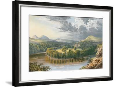 Dryburgh Abbey-Alexander Francis Lydon-Framed Giclee Print