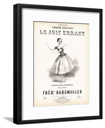 Le Juif Errant--Framed Giclee Print