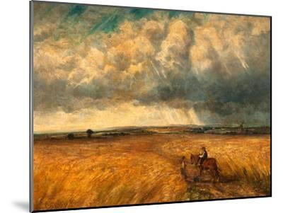 The Gathering Storm, 1819-John Constable-Mounted Giclee Print