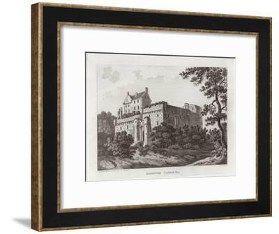 Dalhousie Castle--Framed Giclee Print