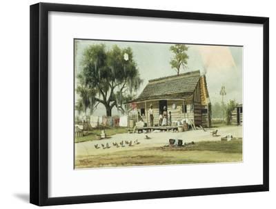 Life in the South-William Aiken Walker-Framed Giclee Print