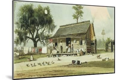 Life in the South-William Aiken Walker-Mounted Giclee Print