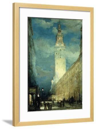 Madison Square Garden, 1898-1900-James David Smillie-Framed Giclee Print
