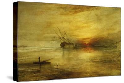 Fort Vimieux-J^ M^ W^ Turner-Stretched Canvas Print