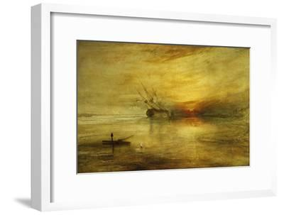 Fort Vimieux-J^ M^ W^ Turner-Framed Giclee Print