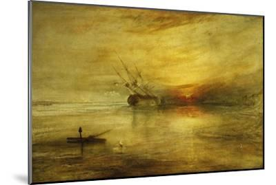 Fort Vimieux-J^ M^ W^ Turner-Mounted Giclee Print