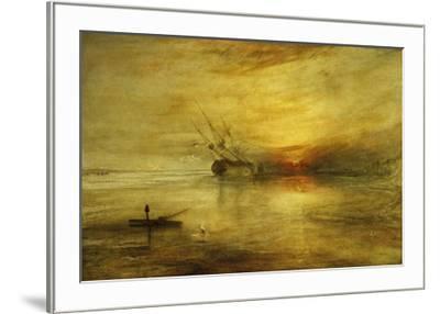 Fort Vimieux-J^ M^ W^ Turner-Framed Premium Giclee Print