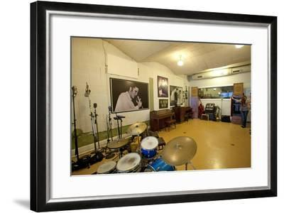 Sun Studio in Memphis Tennessee--Framed Photographic Print