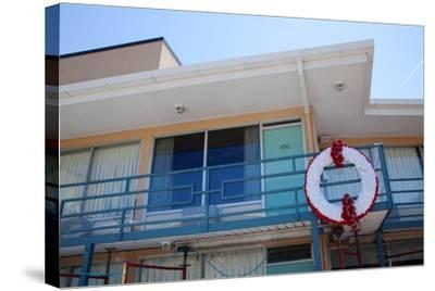 The Lorraine Motel in Memphis Tennessee Where Martin Luther King Was Assassinated--Stretched Canvas Print