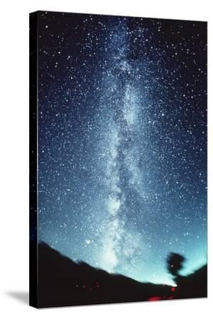 milky Way-Fred Espenak-Stretched Canvas Print